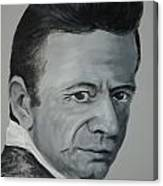 J.cash Canvas Print