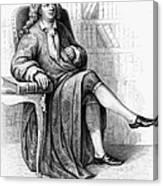 Jean Baptiste Rousseau Canvas Print
