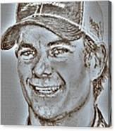 Jeff Gordon In 2010 Canvas Print