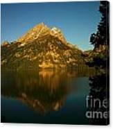 Jenny Lake Canvas Print