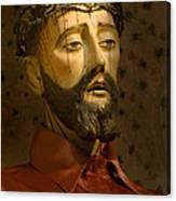 Jesus Christ San Xavier Del Bac Canvas Print