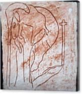 Jesus The Good Shepherd - Tile Canvas Print