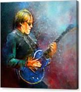 Joe Bonamassa 04 Canvas Print