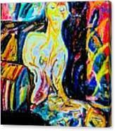 Joe D. Canvas Print