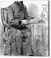 John A. Rawlins Canvas Print