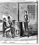 John Brown Raid, 1859 Canvas Print