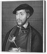 John Dudley (1502?-1553) Canvas Print