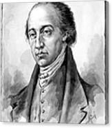 John Filson (c1747-1788) Canvas Print