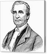 John Hunn (1818-1894) Canvas Print