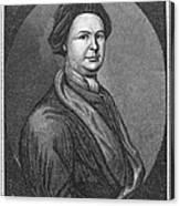 John Lovell (1710-1778) Canvas Print