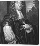 John Maitland (1616-1682) Canvas Print