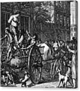 John Malcom (d. 1788) Canvas Print
