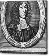 John Mayow (1640-1679) Canvas Print