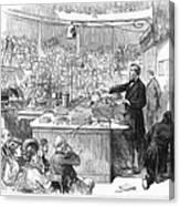 John Tyndall (1820-1893) Canvas Print