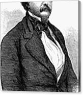 John Van Buren (1810-1866) Canvas Print