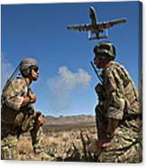 Joint Terminal Attack Controllers Call Canvas Print