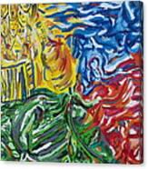 Jolly Seasons Canvas Print