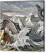 Jonah Canvas Print