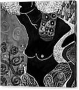 Judith  After Gustav Klimt Canvas Print
