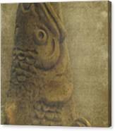 Juju Wisdom Canvas Print