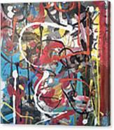July 9 2012-3 Canvas Print