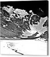 June At Summit Lake Canvas Print