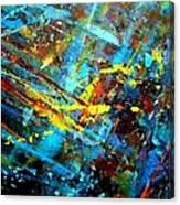 Jungle Boogie 120808-3 Canvas Print