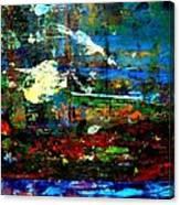 Jungle Boogie 120808-5 Canvas Print