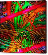 Jungle Love Canvas Print