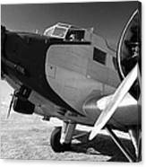 Junkers Ju 52 1939 Canvas Print