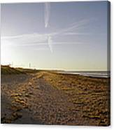 Juno Beach Canvas Print