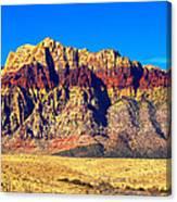 Just Outside Of Las Vegas Canvas Print
