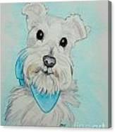 Kaja Canvas Print