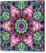 Kaleido 40-12 Canvas Print