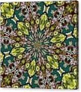 Kaleidocube 01 Canvas Print