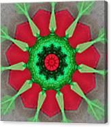 Kaleidoscope Mermaid Canvas Print