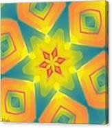 Kaleidoscope Series Number 8 Canvas Print