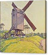 Kalf Mill Canvas Print