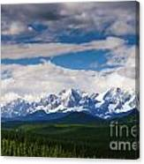 Kananaskis Canvas Print