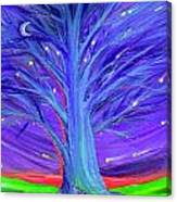 Karen's Tree 1 Canvas Print