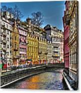 Karlovy Vary - Ceska Republika Canvas Print