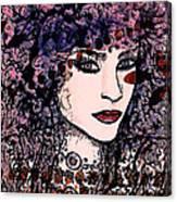 Katya Canvas Print