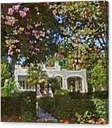 Keehn Home Canvas Print