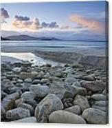 Keem Strand, Achill Island, Co Mayo Canvas Print