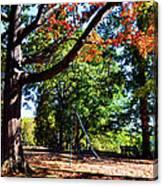 Kellifeer Park Canvas Print