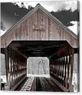 Keniston Bridge Canvas Print