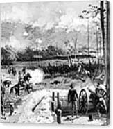 Kennesaw Mountain, 1864 Canvas Print