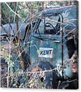 Kent Chevy Truck Canvas Print