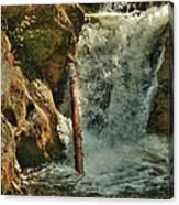 Kent Falls Redux Canvas Print
