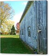Kentucky Barn  Canvas Print